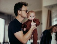 Gary Sinise images Gary & baby son ♥ wallpaper and background photos