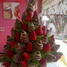 Sweet Strawberry bouquet!!