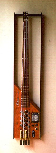 Atlansia, Oxford Bass Special Model ..i'd like to play with it for a day or 2, to see what the push buttons are all about --RC