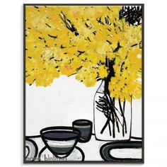 Adorn your walls with our unique pieces of framed art prints from renowned artists & photographers. Buy framed prints online from The Block Shop for an instant home makeover. Abstract Watercolor, Abstract Art, Arte Pop, Art Plastique, Art Auction, American Art, Flower Art, Art Flowers, Online Art