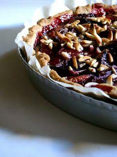 - VANIGLIA - storie di cucina: torta con le prugne dell'albero