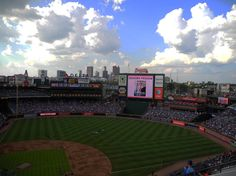 Photo taken at Turner Field (Atlanta, GA) – Braves vs. Yankees    Before the Game