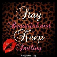 Stay Beautiful<3(: