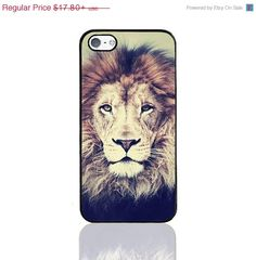 ON SALE Lion iPhone Case,Animals iPhone Case,Vintage iPhone Case,iPhone 5c Case,Personalized iPhone Case,Custom iPhone Covers,iPhone Cases