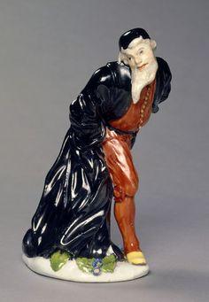Figure | Kändler, Johann Joachim | V&A Search the Collections