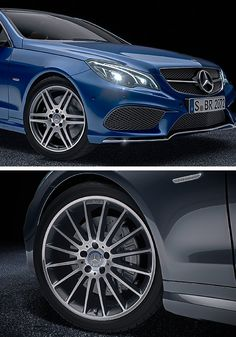New special-edition models for the Coupé and the Cabriolet of the Mercedes-Benz E-Class: the V8 Edition comes with exclusive appointments, and the Sport Edition impresses with high-class details.