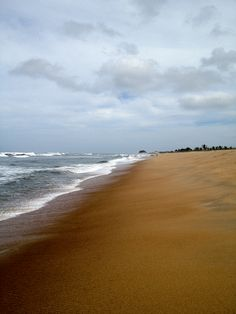 Beach at Kendeja, Monrovia, Liberia
