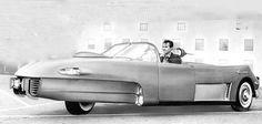 Jerry Woodward's X2000 - 1962