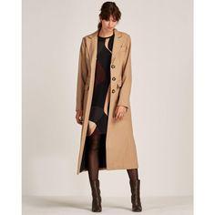 whkmp's own jas met wol, Camel Winter Coats, Camel, Duster Coat, Jackets, Fashion, Shabby Chic, Down Jackets, Moda, Fashion Styles