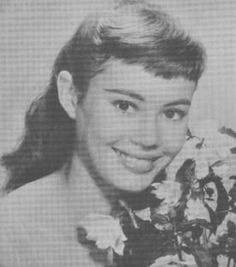 "Roberta Shore...Pinky Lee's sidekick as ""Molly Bee"""