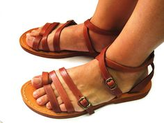 Rebecca on feet Camel Sandals, Leather Sandals, Shoes Sandals, Jesus Sandals, Women Volleyball, Buy Shoes Online, Sandals For Sale, Clearance Shoes, Huaraches