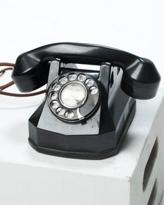 Tracey Rotary Telephone