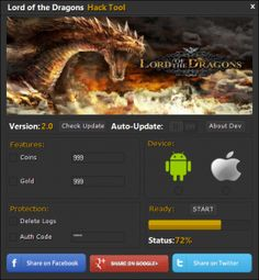 Ruler of the Dragons Hack Cheats Tool Ruler of the Dragons Hack Cheats Tool offers you to make an unhindered assets. You may get every one of the assets for nothing out of pocket in the general diversion, there are extensive quantities of people who can use this Lord of the Dragons Cheats apparatus, by …