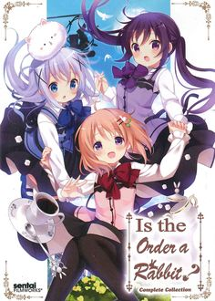 Is the Order a Rabbit?: Complete Collection