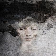 Kyyneltäjät – The Tear Artisans – Päivi Hintsanen Tears Of Sadness, Tears Of Joy, Happy Tears, Cyanotype, Inevitable, Art Portfolio, Portraits, Grief, Sunrise