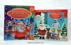 Coupon Savvy Sarah: Celebrate the Holiday with a Classic - Rudolph the...