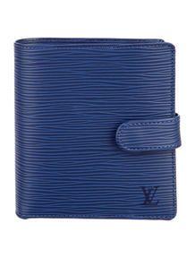 Louis Vuitton Epi Compact Wallet