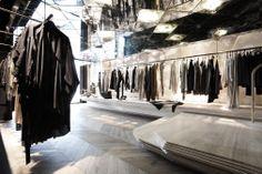 CUT architectures » Boutique Damir Doma Paris en collaboration avec March Studio