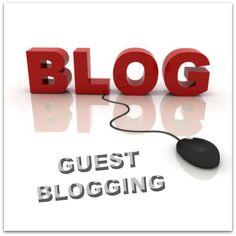 Guest Blogging, ventajas de escribir como autor invitado en otros blogs Photoshop, Flip Clock, Blogging, Author, School