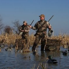 An Afternoon with Drake Waterfowl
