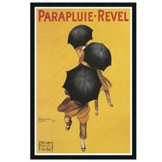 Check out the huge savings on New Amanti Art Leonetto Cappiello Parapluie-Revel ca. 1922 Framed Print at LampsUSA! The best products at discount pricing. Framed Art Sets, Framed Art Prints, Poster Prints, Framed Wall, Vintage Art Prints, Vintage Posters, Art Nouveau Poster, Ad Art, Texture Art