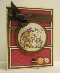 CC270 Thank You by amrucci - Cards and Paper Crafts at Splitcoaststampers