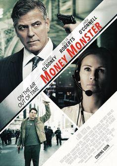 """EL ARTE DEL CINE: REVIEW OFICIAL DE """"Money Monster"""" (2016)"""