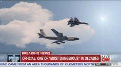Disso Voce Sabia?: ENCONTRO PERIGOSO: CAÇA SU-27 RUSSO INTERCEPTA AVIÃO DOS EUA NO BÁLTICO.