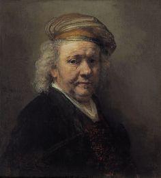 RembrandtSelf-Portrait, 1669Mauritshuis, The Hague
