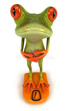 713abbd33317 Diety żaba ilustracji. Ilustracja złożonej z ilustracje - 11679163 · Funny  FrogsCute ...
