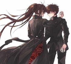 Manhwa, Manga Anime, Anime Art, Hakkenden, Handsome Anime Guys, Amazing Drawings, Ship Art, Japanese Art, Webtoon