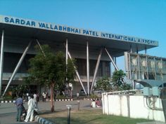 The Sardar Vallabhbhai Patel International Airport at Ahmedabad is well connected by air with the rest of the World and rest of the country by the major scheduled airline operators with an average of 250 aircraft movements a day. It is India's one of the busiest airport. The airport is located 8 km (5.0 mi) from the Ahmedabad Railway Station. Please Shopping This Site:- http://sendrakhitoahmedabad.com