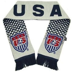 Official Team USA 2014 World Cup Soccer Scarf