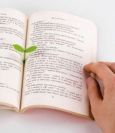 The Sprout Bookmark Set from Fred Flare Grows With Knowledge trendhunter.com