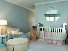 Blue-green nursery