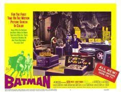 Lobby Card from the film Batman Batman The Movie 1966, Batman 1966, Batman And Superman, Batman Robin, Lee Meriwether, 1960s Tv Shows, The Fairly Oddparents, Burt Ward, Adam West