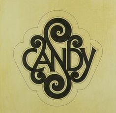 Typographic logotypes by Tom Carnase