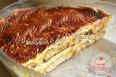 Web Cukrászda – A házi sütemények szerelmeseinek Tiramisu, Rum, Ethnic Recipes, Food, Liquor, Meal, Essen, Hoods, Tiramisu Cake
