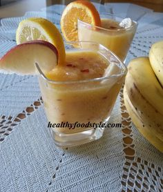 A Glass of This Banana Smoothie Helps You Lose Weight Like Crazy