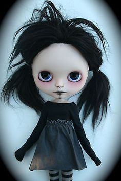 OOAK Custom Blythe Doll by Zaloa's Studio | eBay