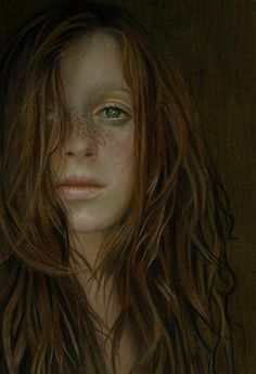 Distant is a Colour Pencil work of art by Brian Scott.