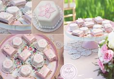 Style Inspiration: Spring Garden Wedding in a Blooming Apple Orchard Mini Cakes, Cupcake Cakes, Cupcakes, Blooming Apples, Wedding Inspiration, Style Inspiration, Spring Garden, Cakes And More, Most Beautiful