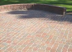 Idea Gallery - Brick Paver Patios
