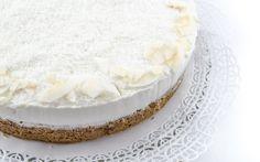 Vegane Raffaello-Torte zum Dahinschmelzen