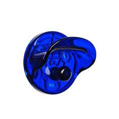 GANCIO  CLOTHES HANGER / DESIGN OLAF VON BOHR / BY KARTELL /  Nominated for XI ADI Compasso d'oro, 1979 | #designbest #interior #design #furniture #blue @karteldesign