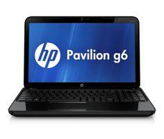 HP Pavilion g6-2010nr 15.6-Inch Laptop (Black)