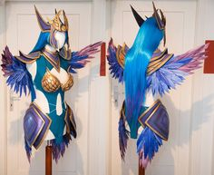 kamui cosplay worbla - Google Search
