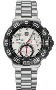 TAG Heuer Men's CAH1111.BA0850 Formula 1 Collection Chronograph Stainless Steel Watch
