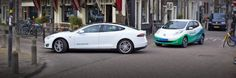 Electrifying Amsterdam Schiphol Airport — Tesla Taxis, Electric Buses, Etc. (#CleanTechnica Original)