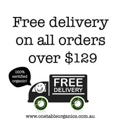 Organic Online Store, Organic Delivery, Organic Living, Menu Planning, Organic Recipes, Free Delivery, The 100, Let It Be, How To Plan